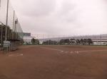 新杉田にある野球場